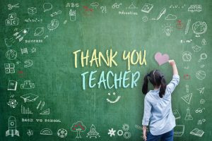 Lower School Teacher Appreciation Day