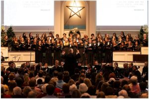Christmas Choral Concert @ Cary First Baptist
